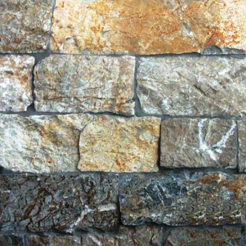 Mojave Blend Random Thin Stone Veneer
