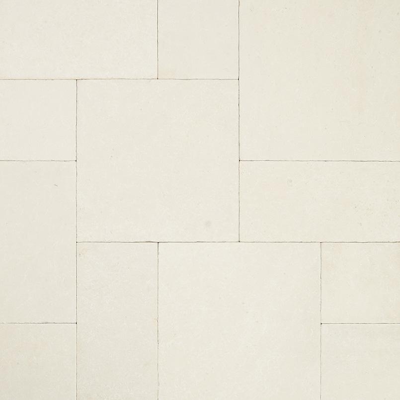 Monaco Cream 16X24 Tumbled Limestone Paver