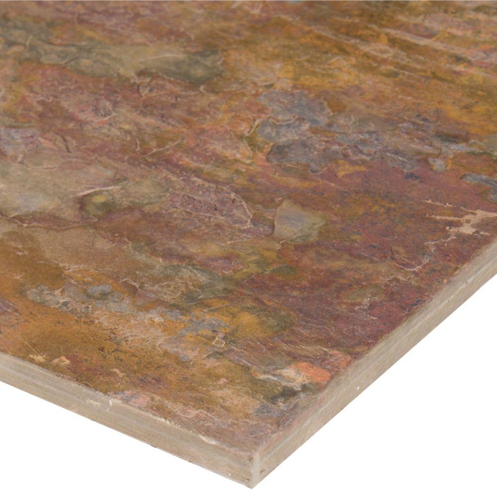 Multi Classic 12X24 Gauged Slate Tile