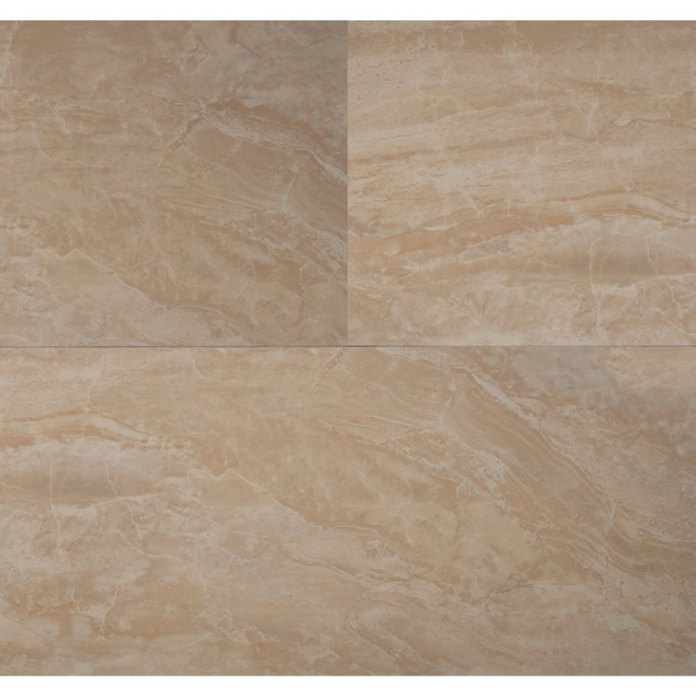 Onyx Crystal 12X24 Polished Porcelain Floor and Wall Tile