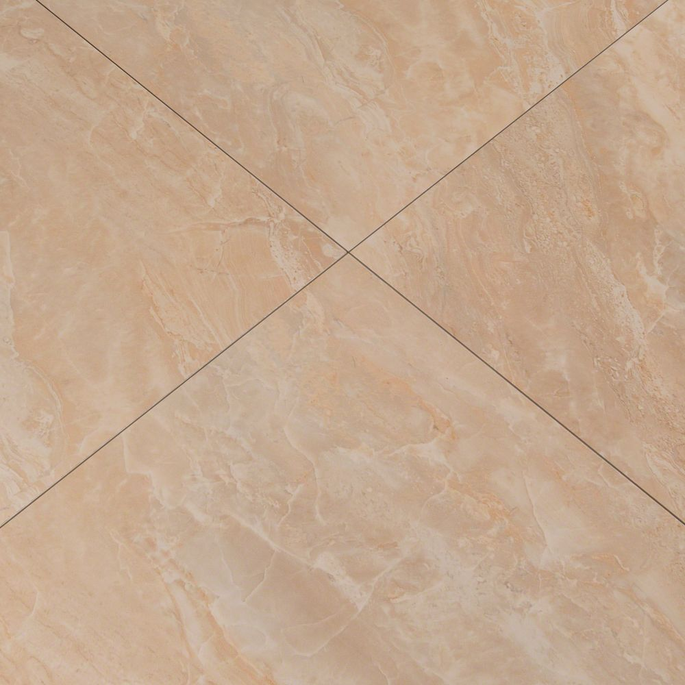Onyx Crystal 18x18 Polished Porcelain Floor And Wall Tile