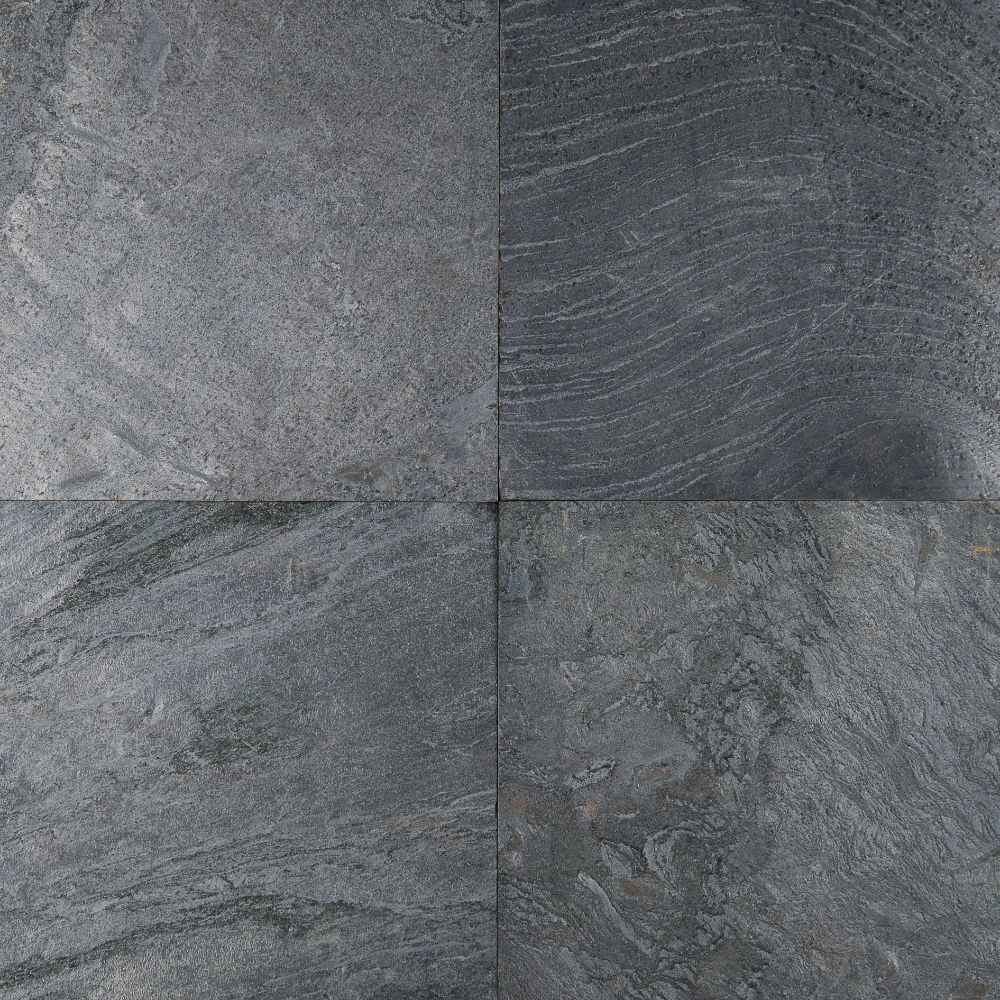 Ostrich Grey 16X16 Honed