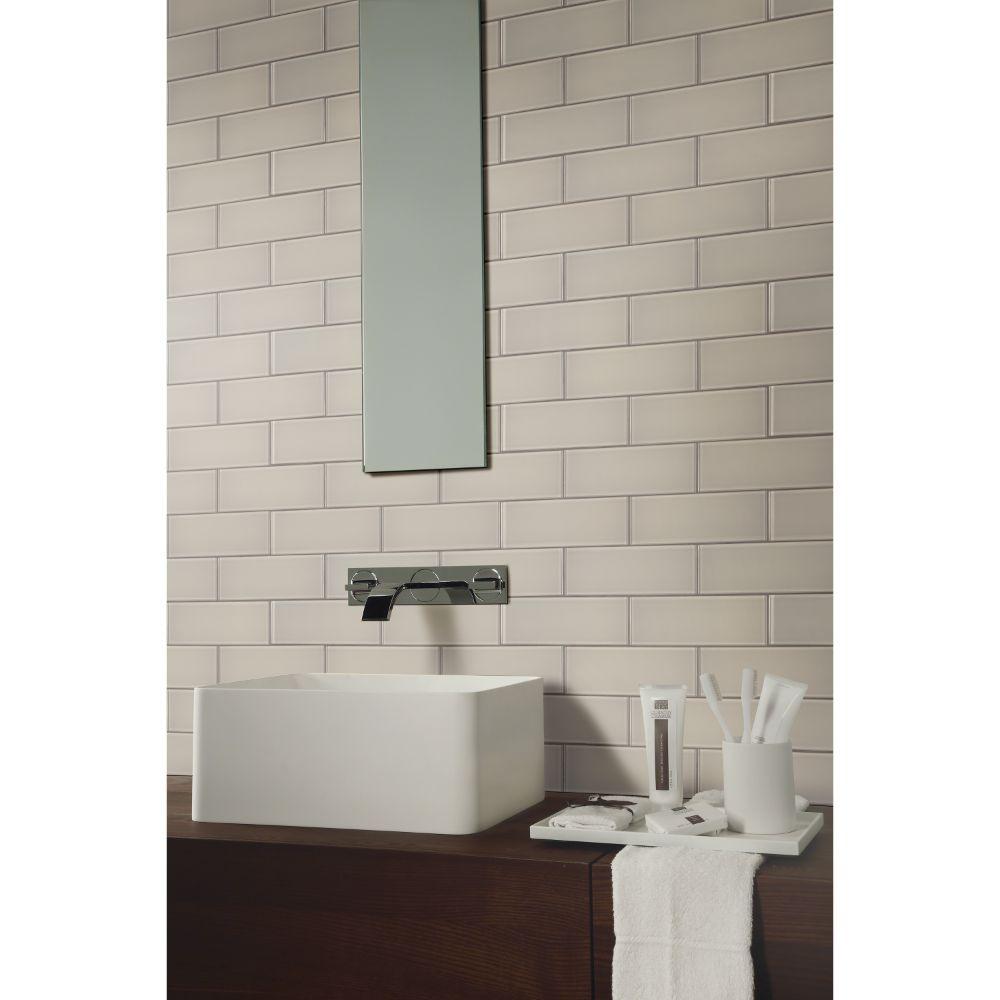 Pebble 3x9 Backsplash Glass Subway Tile Tilesbay Com