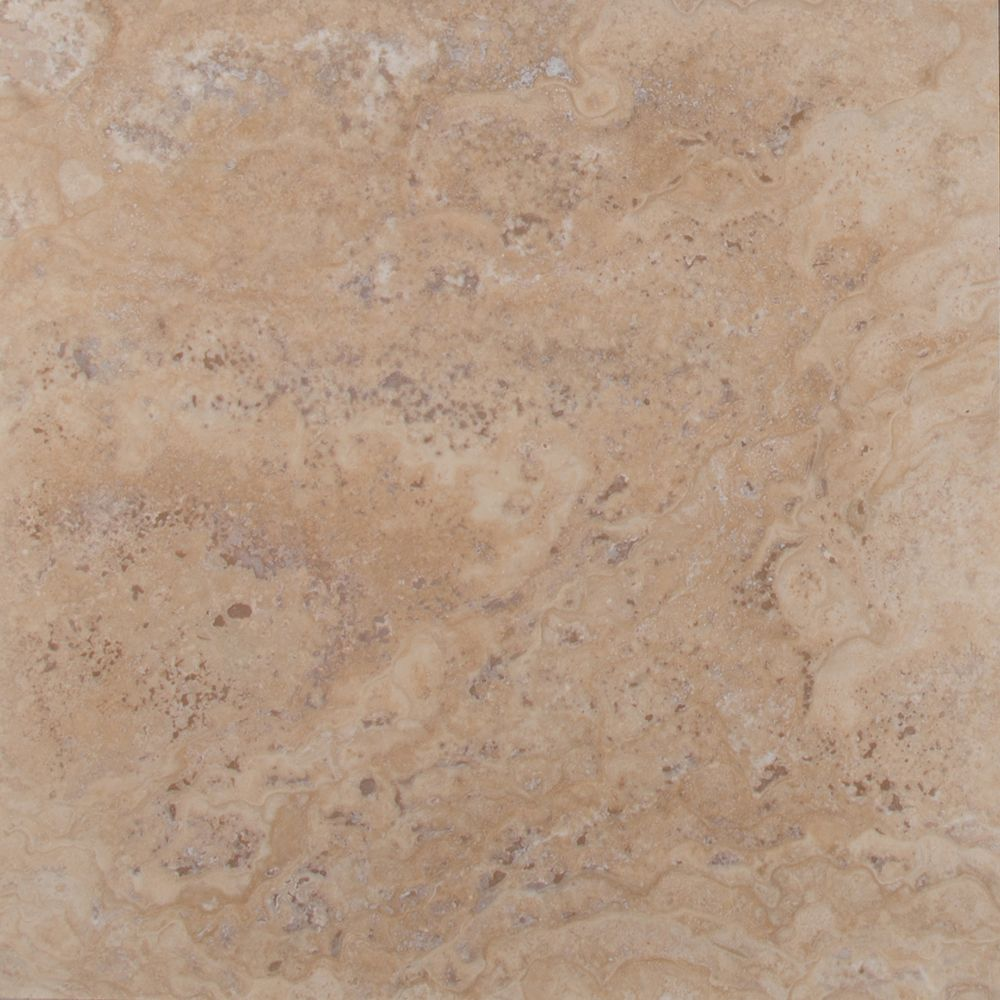 Philadelphia Travertine 18X18 Honed / Filled