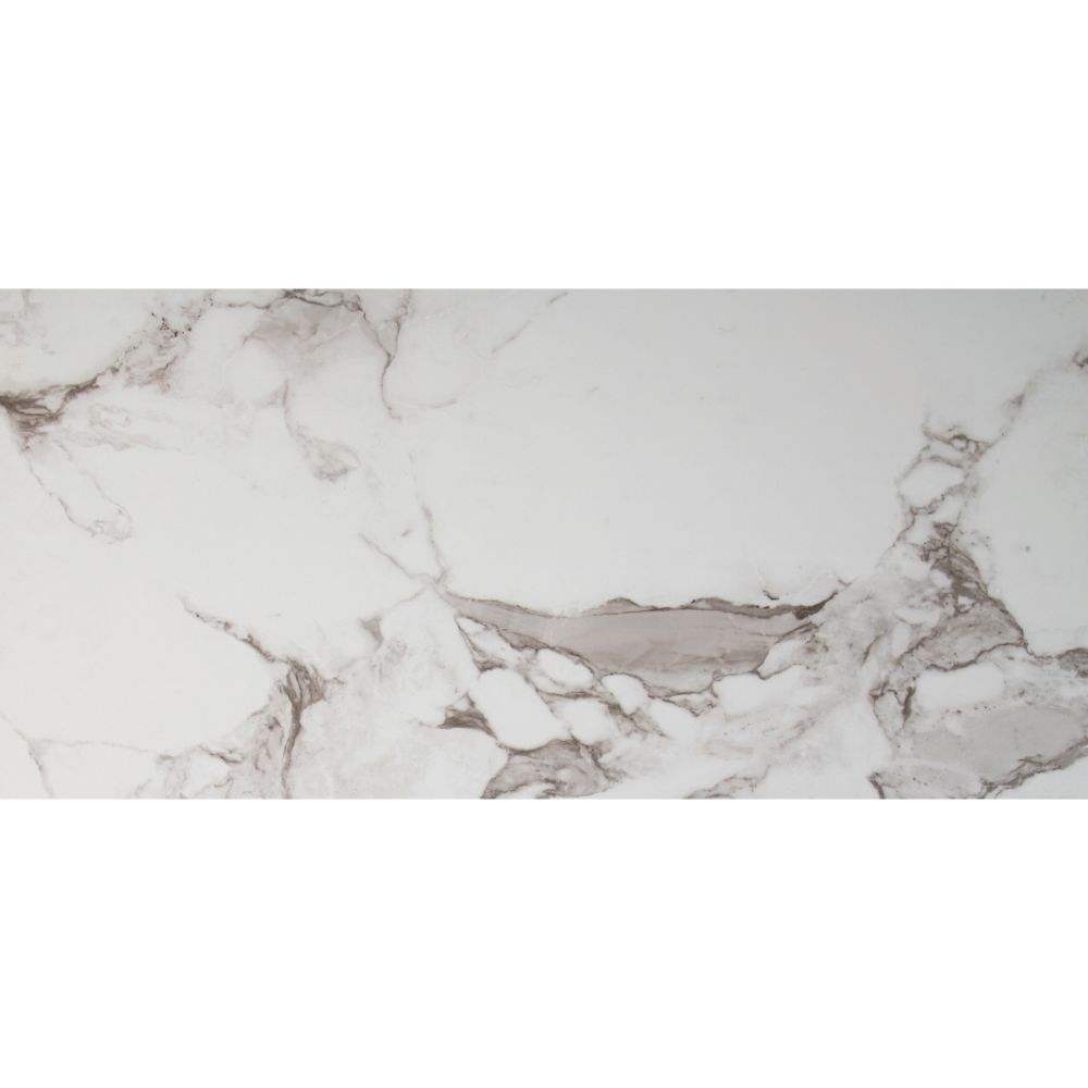 Pietra Statuario 16X32 Polished Porcelain Tile