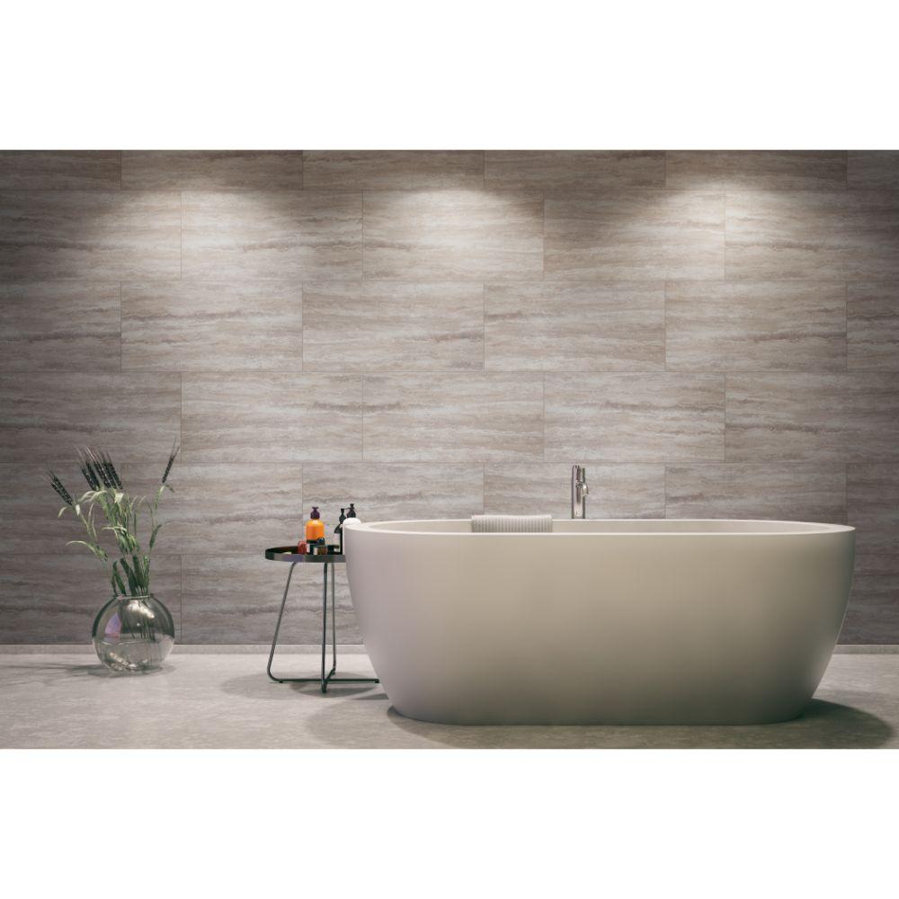 Pietra Venata Gray 12X24 Polished Porcelain TIle