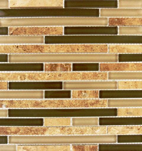 Pine Valley Interlocking Pattern 8MM