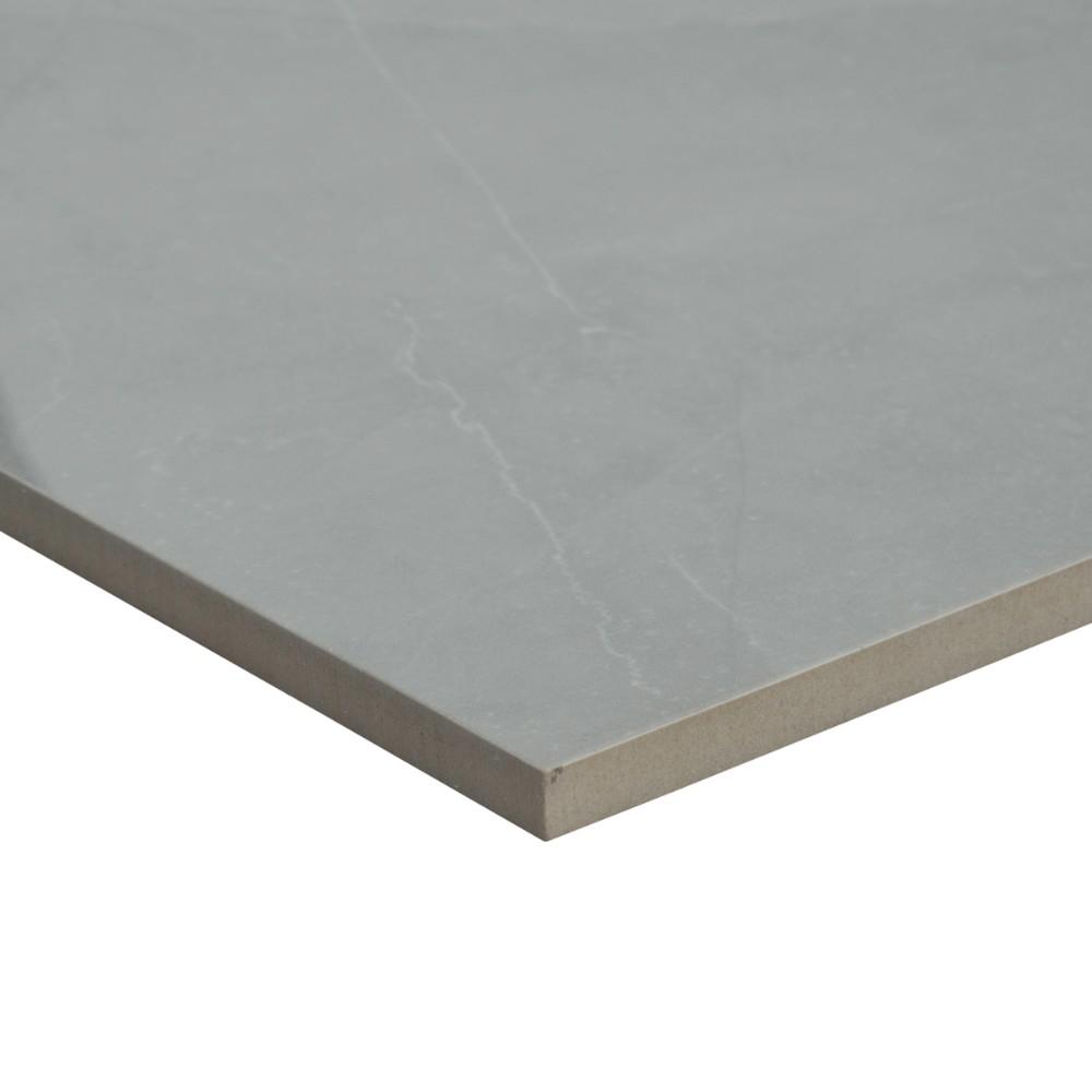 Sande Grey 12x24 Polished Porcelain Tile Tilesbay Com