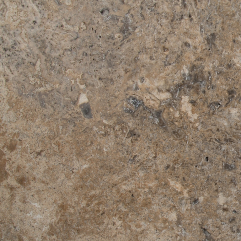 Silver Travertine 24x24 Honed Unfilled Tumbled Paver
