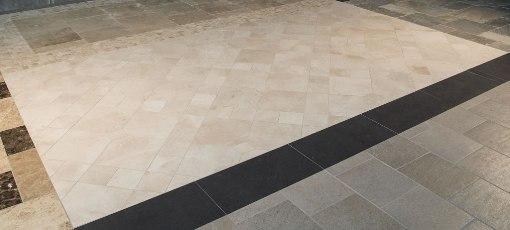 Sofya Cream 16 Sqft/Kit Honed, Unfilled, Chipped And Brushed