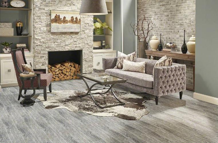 Sonoma Driftwood 6X24 Glazed Ceramic Tile