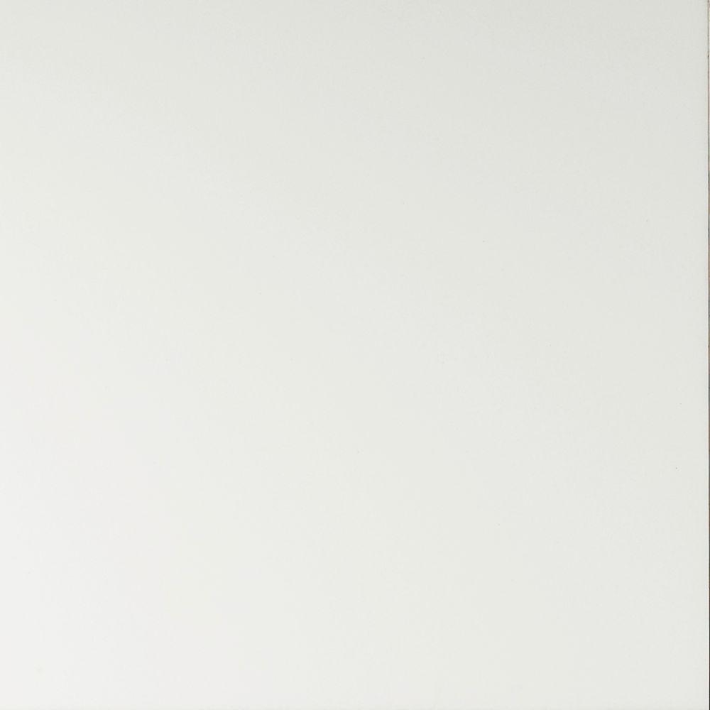 Super Thassos Glass 18X18 Polished
