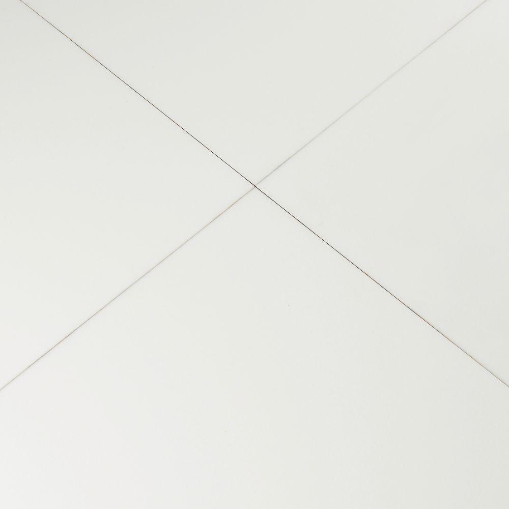 Super Thassos Glass 24X24 Polished