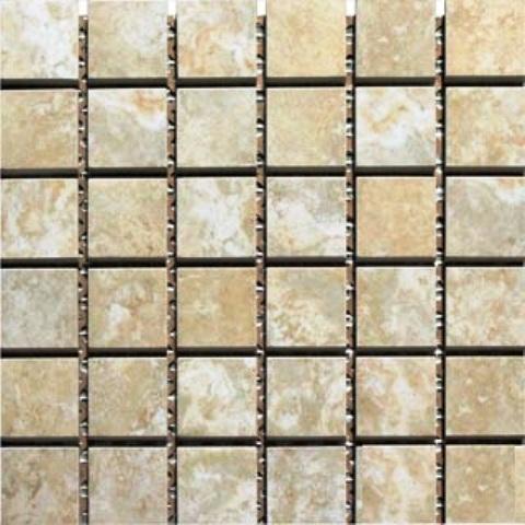 Toscana Beige Glazed 2X2 Glazed