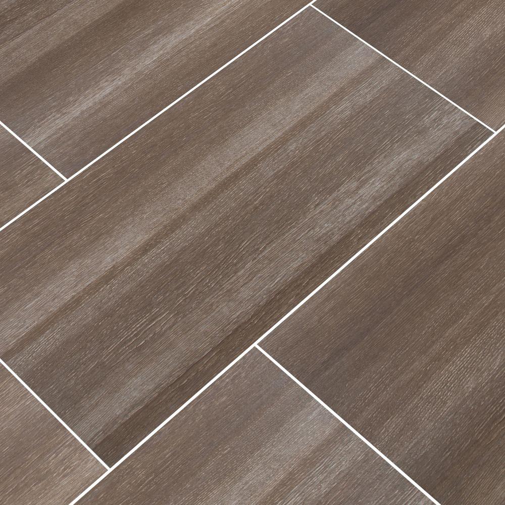 Turin Taupe 12x24 Matte Ceramic Tile
