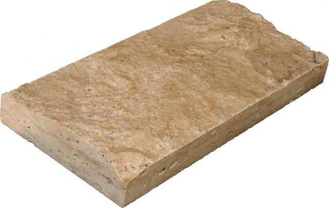 Tuscany Beige 6x12 Split Face Buy Travertine Tile