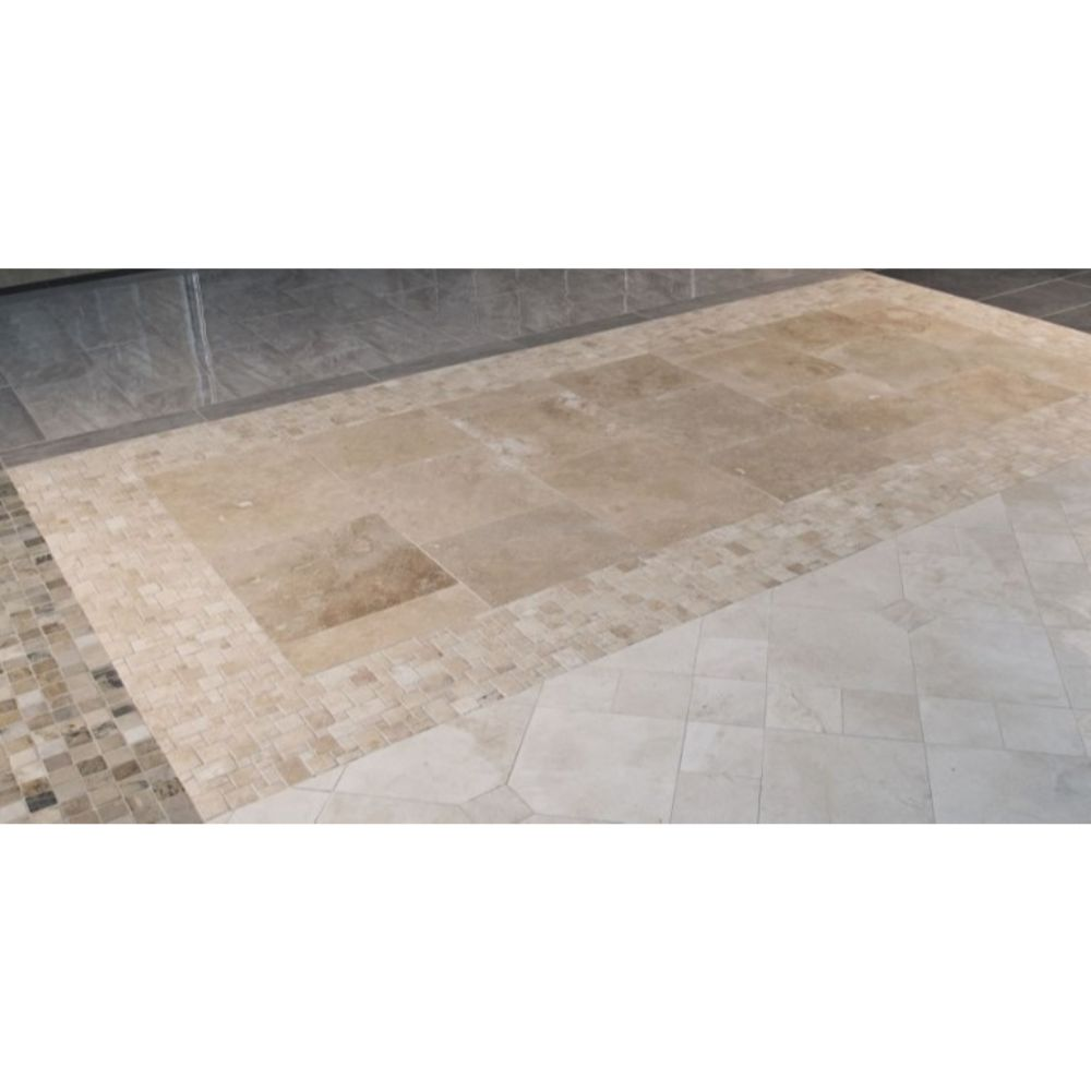 Tuscany Beige 24X24 Honed / Filled