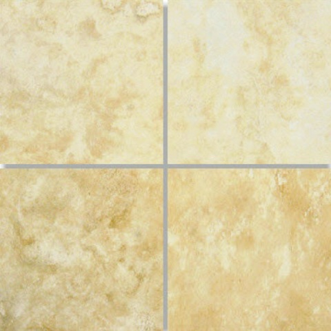 Tuscany Ivory 16X16 Honed/Filled