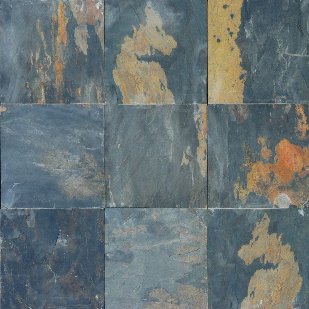 Virginia Spring 12x12 Gauged Slate