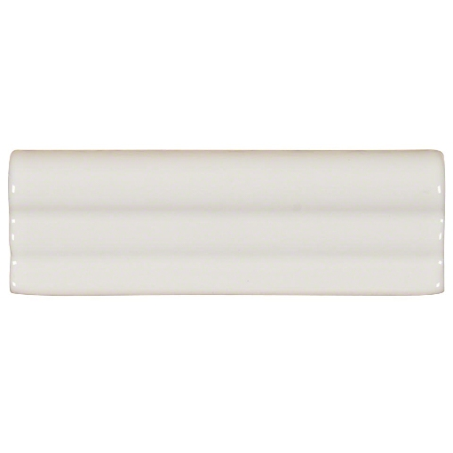Whisper White Crown 2x6 Glossy