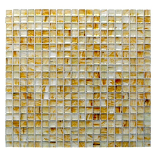 Amber Collection 5/8 x 5/8 Miele Square