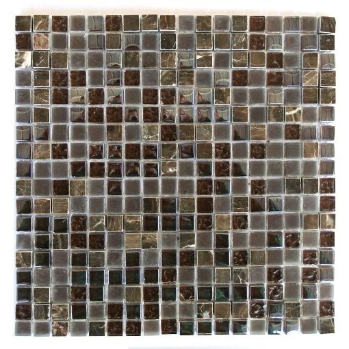 Quartz Collection 5/8 x 5/8 Cioccolato