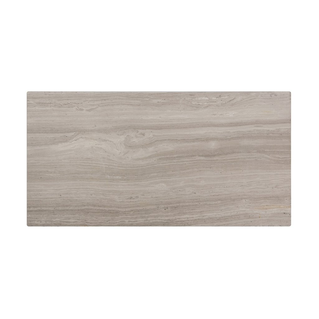 12x24 Marble Tile: Wooden White 12x24 Polished Marble Tile