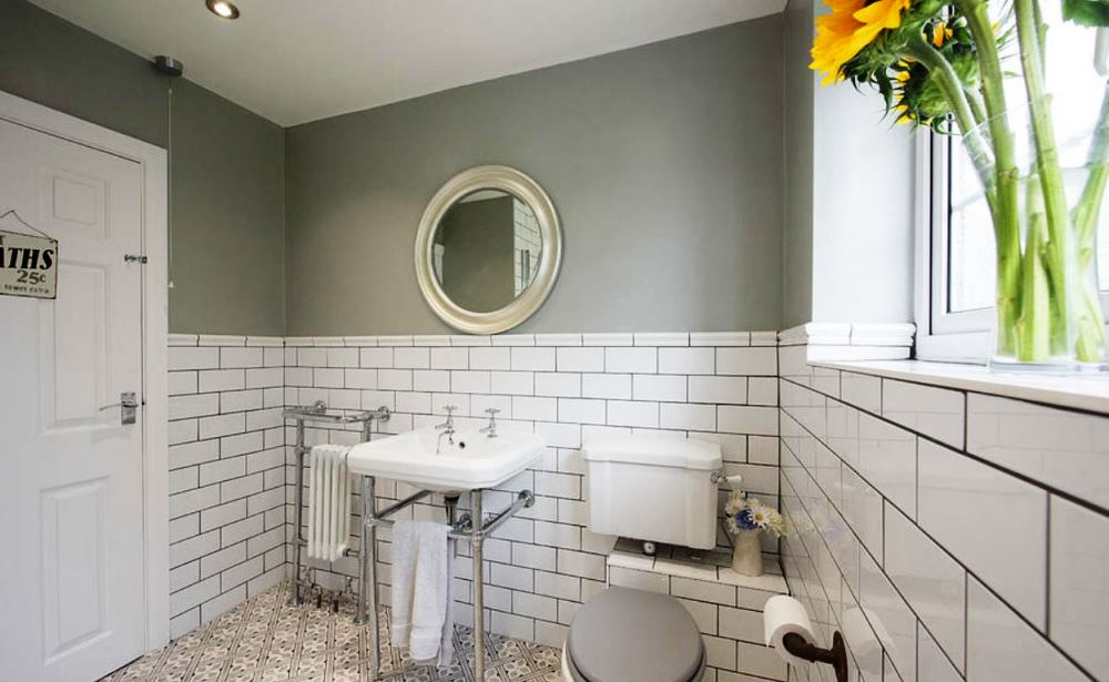 best caring tips for subway tile in bathroom
