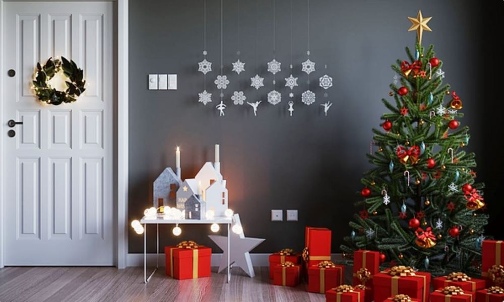 christmas diy decoration tips for home and workplace