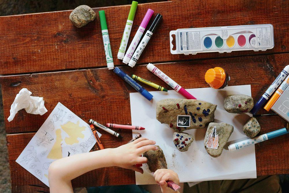 eight indoor fun and creative activities for kids