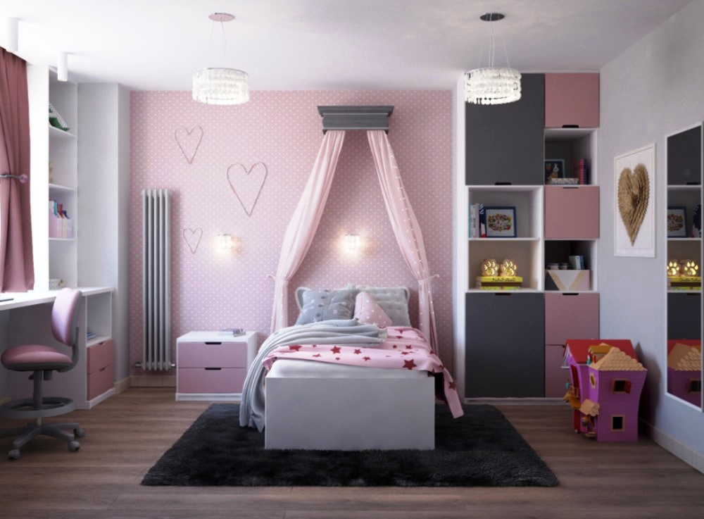 Eight top ideas to design baby room