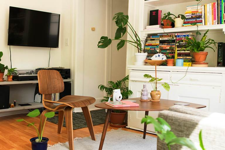 how to make and decor indoor garden room