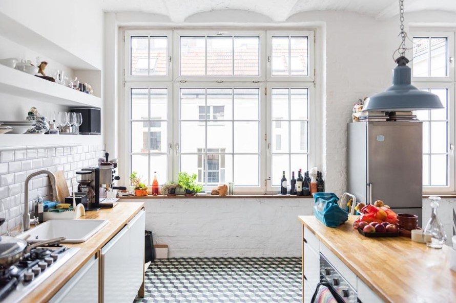 how to select the best subway tile design for kitchen and bath project