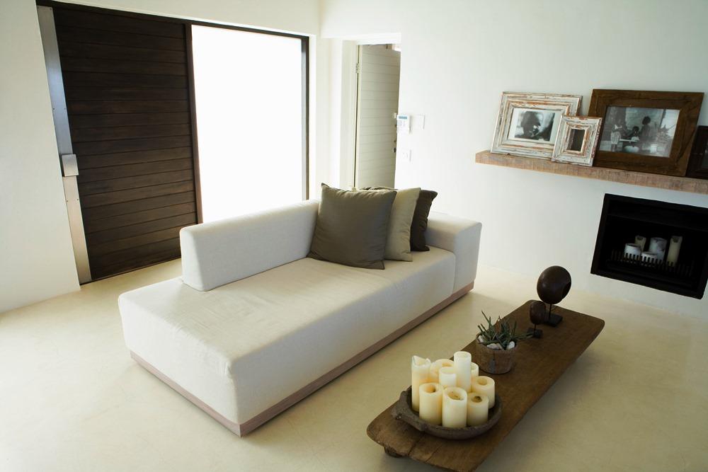 ideas for mid-century modern living room decor