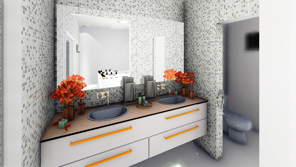 Mosaics how to increase your bathroom popularity