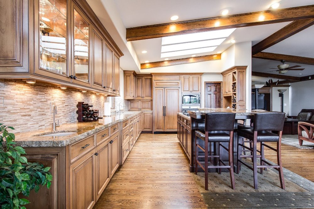 renovates the perfect kitchen and bathroom