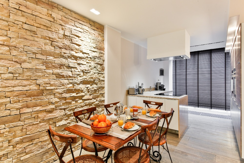 simple tips to installation stone ledger panel on wall