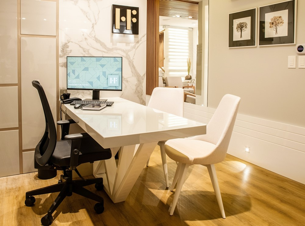 tips to create an organized and design home office
