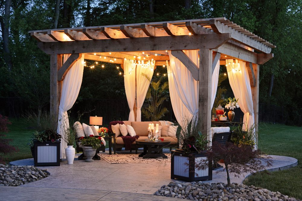 Tips to design pergola for your outdoor space