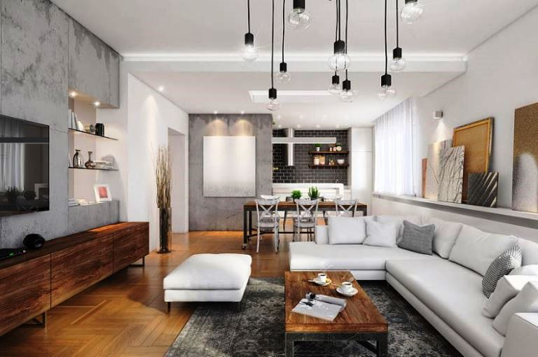 what are the 7 elements of interior design