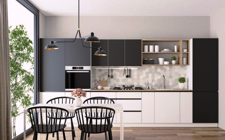 what are the factors to consider when planning a kitchen
